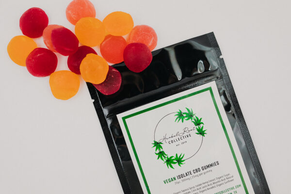 Herbal Root COllective CBD Gummies